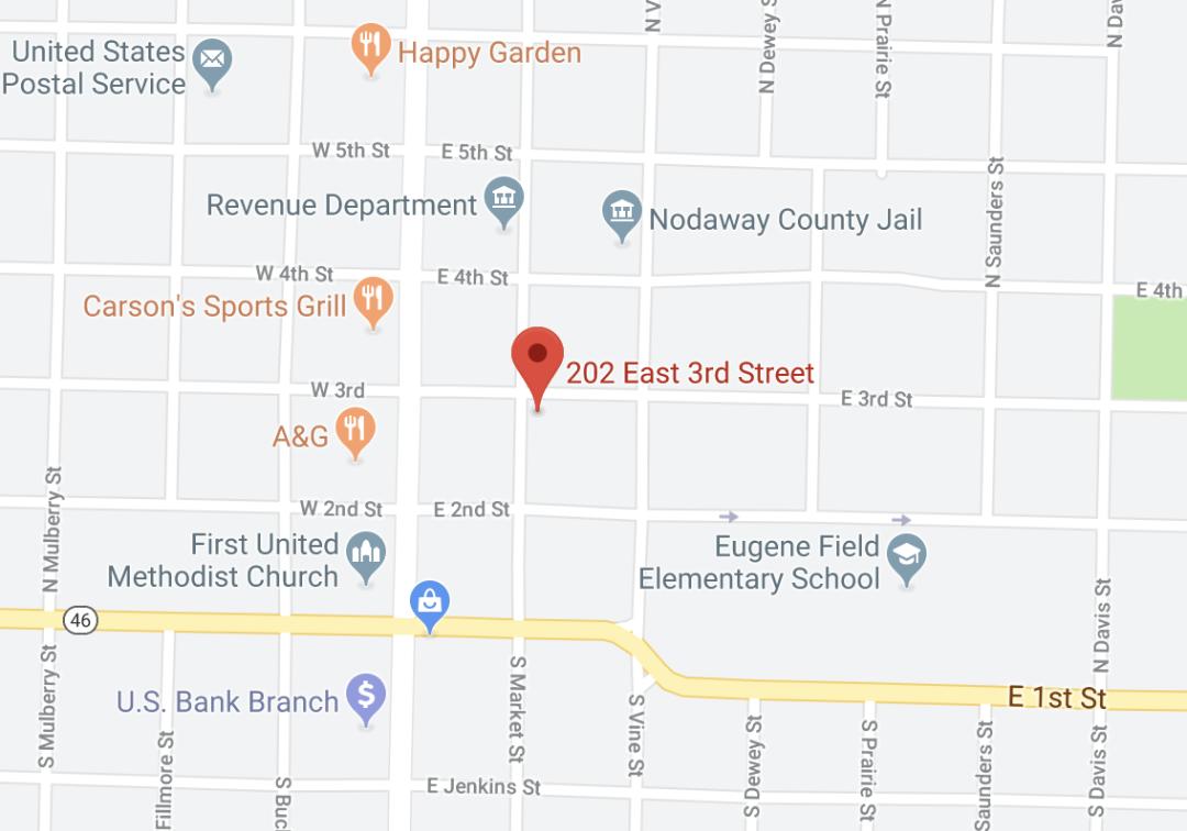 202 E. 3rd Street, Maryville, MO 64468